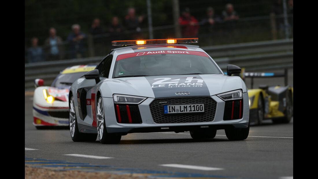 Safety-Car - Le Mans-Vortest 2015