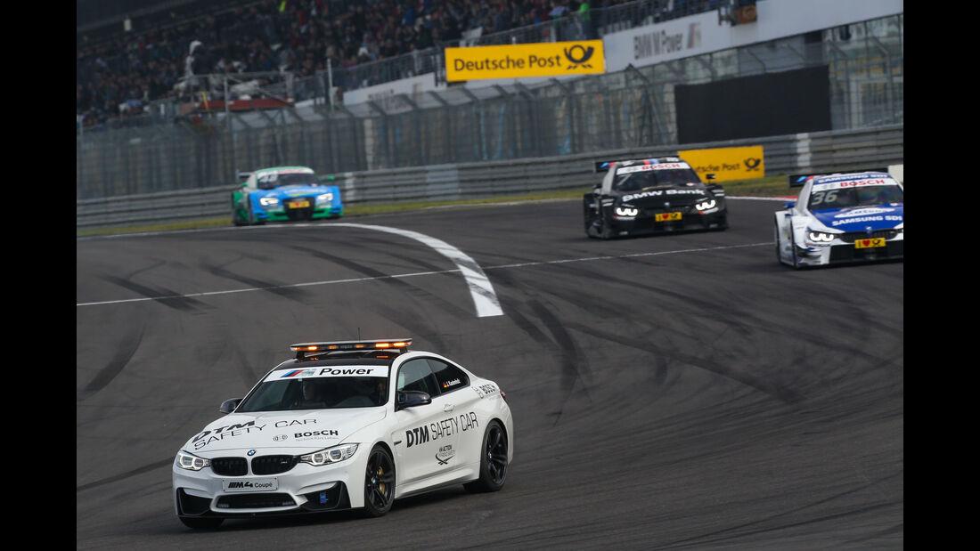 Safety Car - Maxime Martin - BMW - DTM - Nürburgring - 1. Rennen - Samstag - 26.9.2015