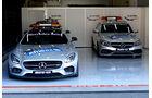 Safety-Car & Medical Car - Formel 1 - GP Belgien - Spa-Francorchamps - 20. August 2015