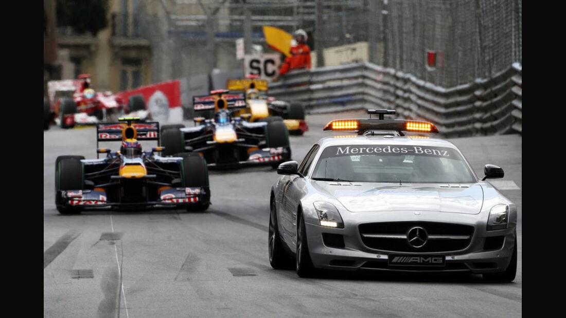 Safety-Car Monaco 2010
