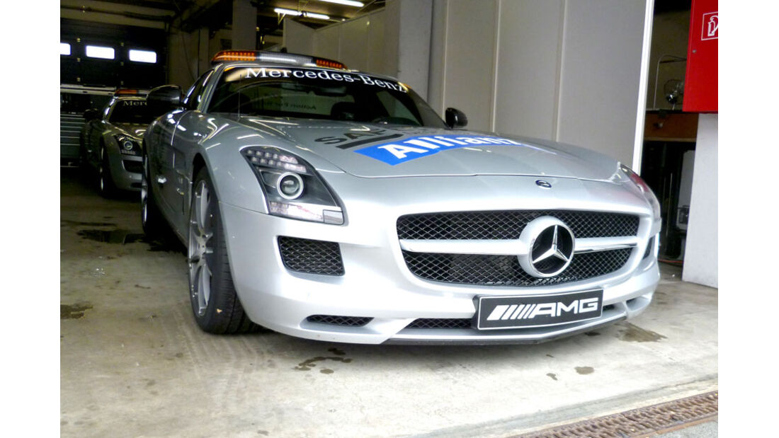 Safety-Car - Nürburgring - GP Deutschland - 21. Juli 2011