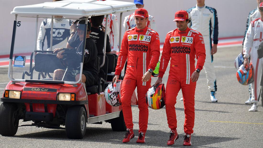 Safety-Car - Test - Formel 1 - Bahrain - 12. März 2021