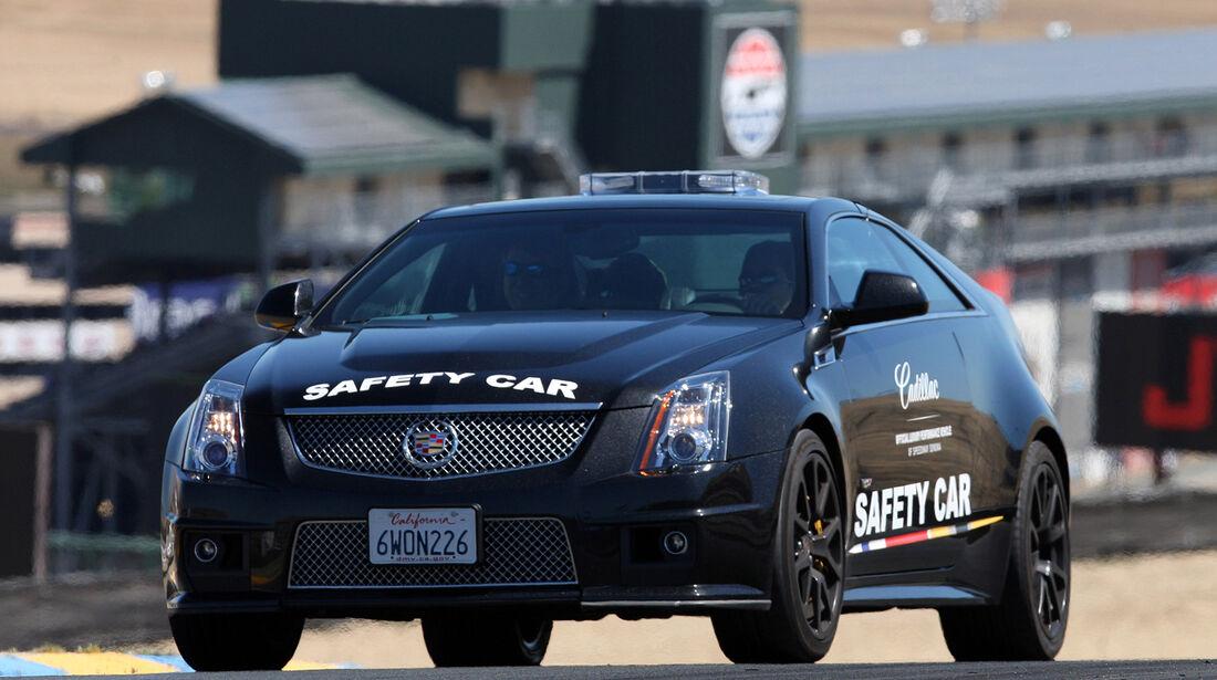Safety-Car WTCC Sonoma 2013