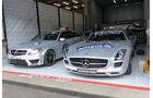 Safety-Cars - Formel 1 - GP Belgien - Spa-Francorchamps - 20. August 2014