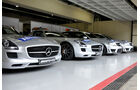 Safety-Cars - Formel 1 - GP Brasilien - 22. November 2013