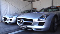Safety-Cars - Formel 1 - GP Kanada - 7. Juni 2012