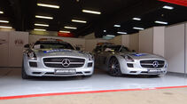 Safety-Cars - Formel 1 - GP Spanien - 9. Mai 2013
