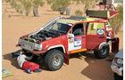 Sahara-Rallye Grand Erg Tunesien 2012