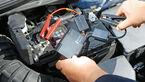 Saisonstart Oldtimer Batterie