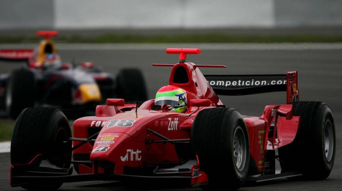 Sakon Yamamoto GP2 2007
