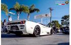 Saleen S7 Twin Turbo - Supercar Show - Lamborghini Newport Beach