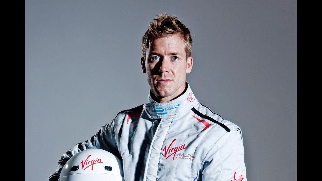 Sam Bird - Formel E 2014