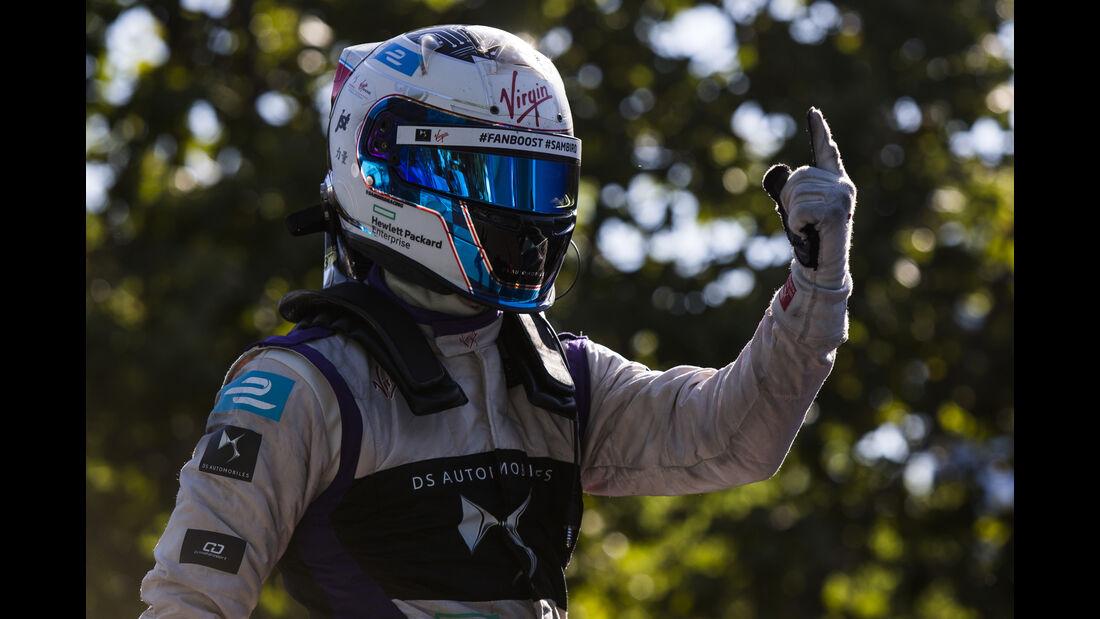 Sam Bird - Formel E - Argentinien - 2016