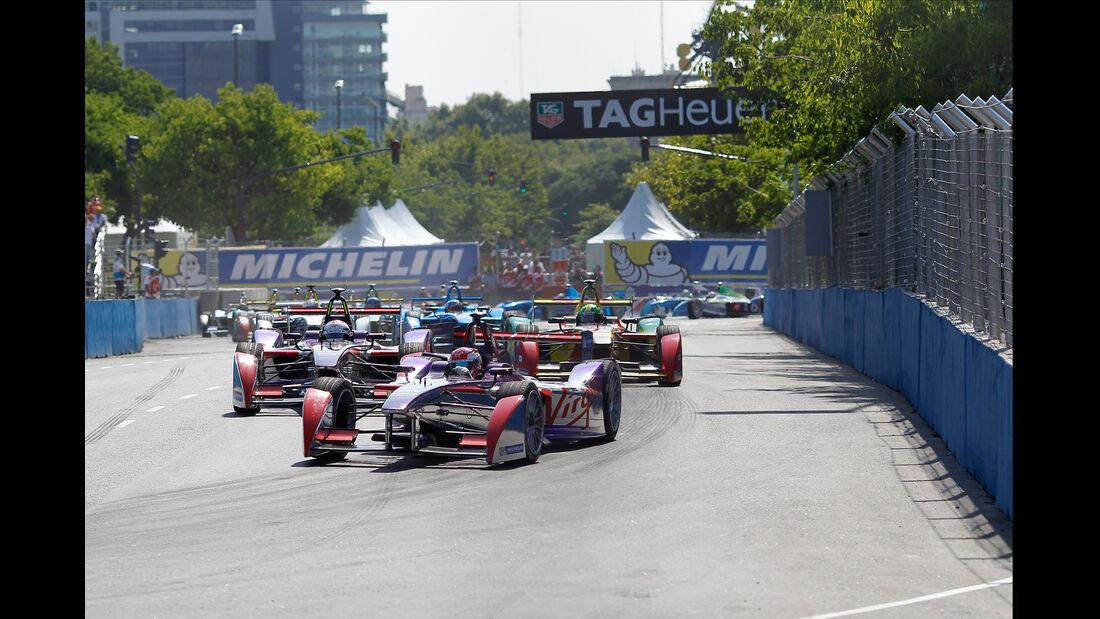 Sam Bird - Formel E - Buenos Aires - Argentinien - 2015