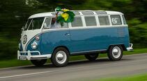 Samba-Bus, Seitenansicht