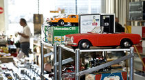 Sammlerbörse im Mercedes-Benz Museum