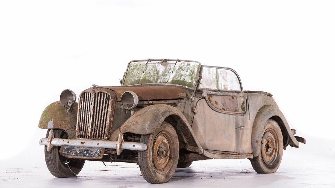 Sammlung Baillon bei der Artcurial-Auktion am 06. Februar 2015 im Rahmen der Retromobile Paris