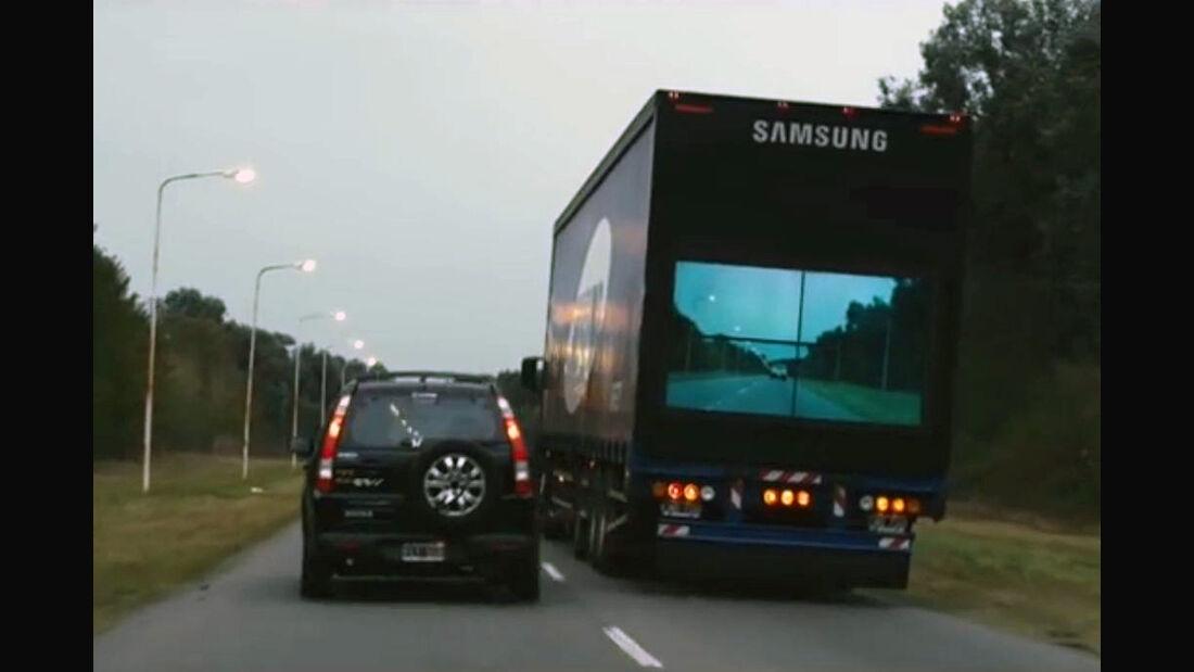 Samsung Truck Technik