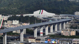 San Giorgio-Brücke Genua