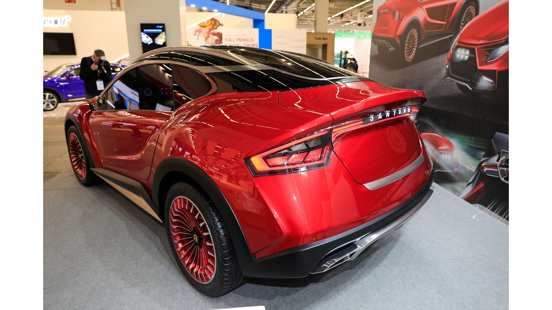 San Yuan Concept  IAA 2019