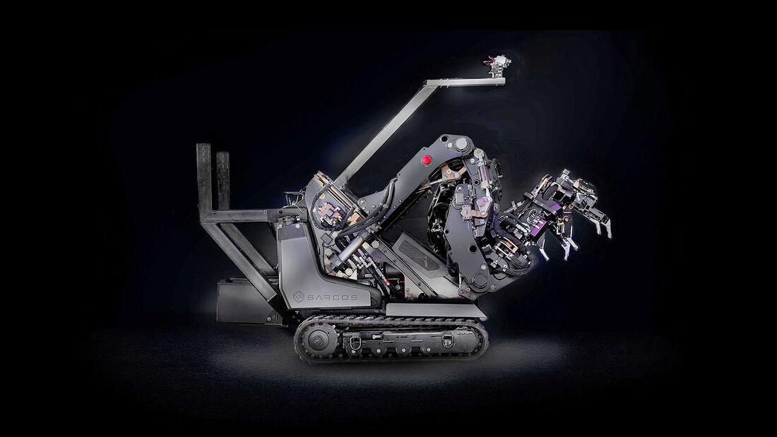 Sarcos Robotics Guardian GT