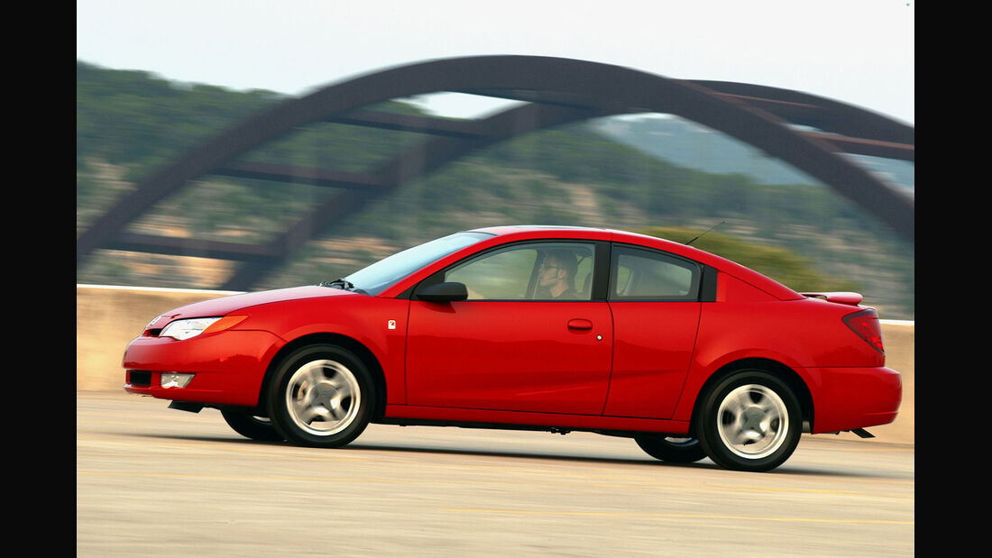 Saturn Ion Coupé 2004