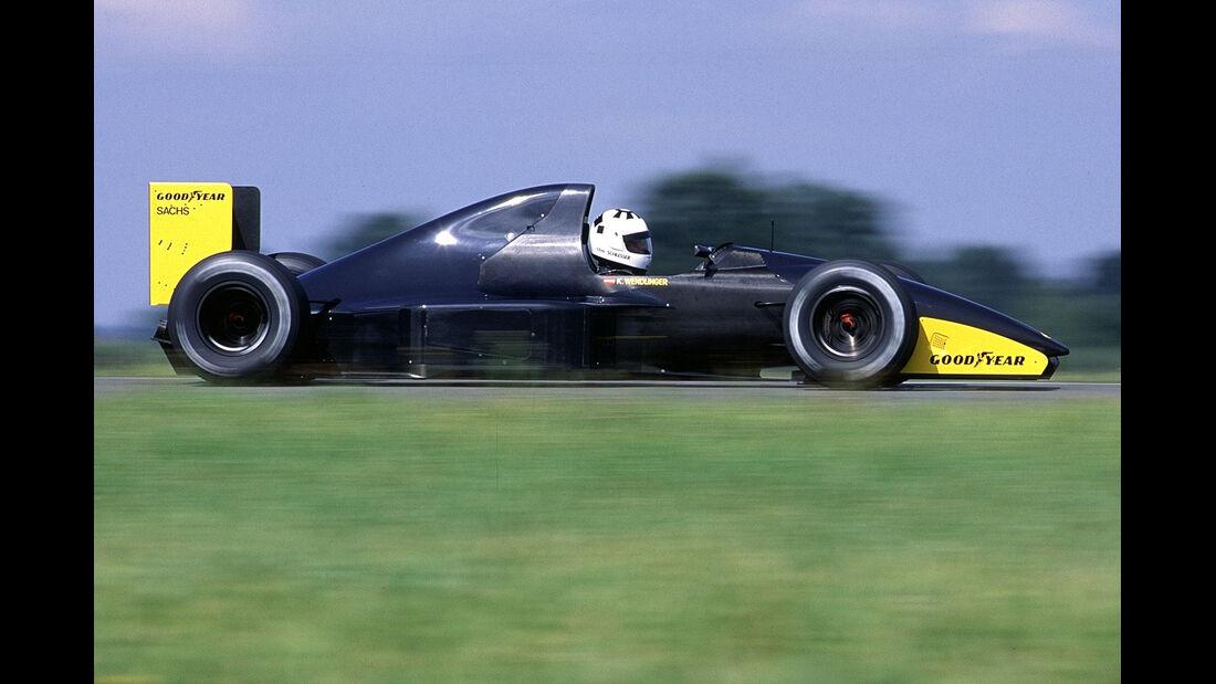 Sauber - 1992 - Test - Formel 1
