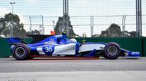 Sauber - Anstellung - F1-Technik - Formel 1 - 2017