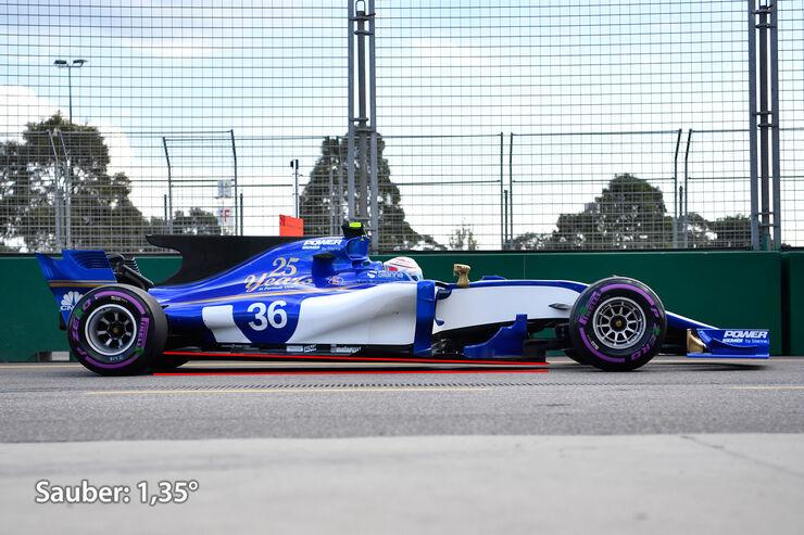 Sauber-Anstellung-F1-Technik-Formel-1-20