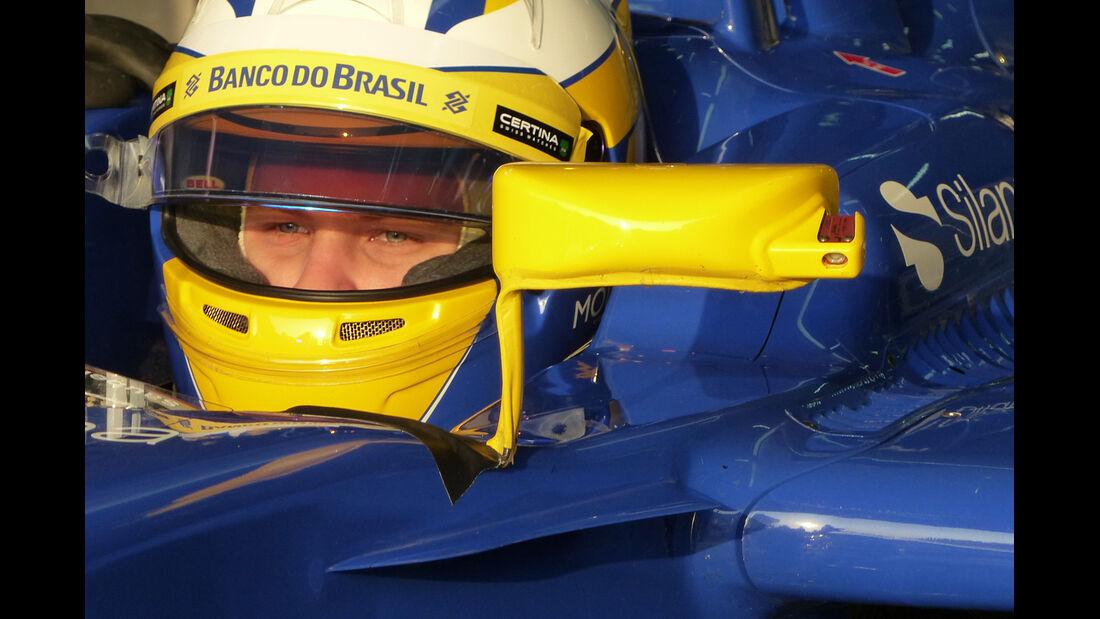 Sauber - Barcelona-Test - Technik - Formel 1 2015