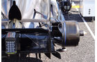 Sauber - Bremsbelüftung - Formel 1 2013