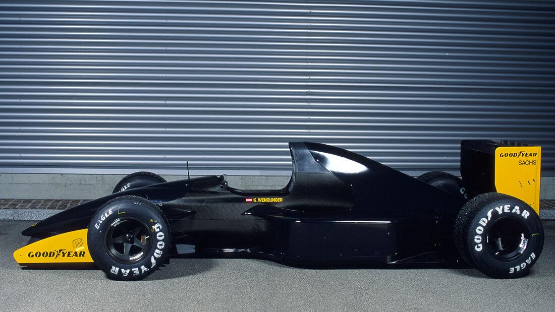 Sauber C12 - F1 - 1993