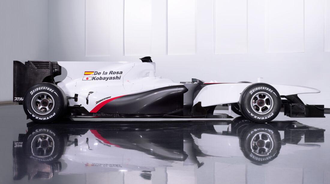 Sauber C29 2010