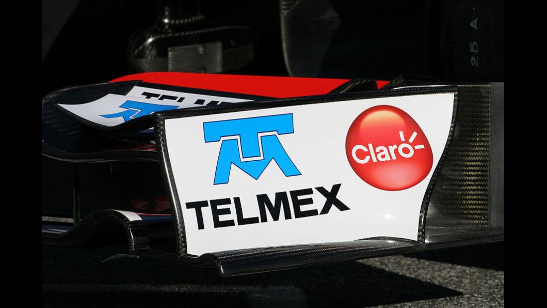 Sauber C31 2012