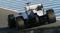 Sauber C31 Test Jerez 2012