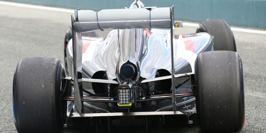 Sauber C33 - Technik-Analyse - F1 2014