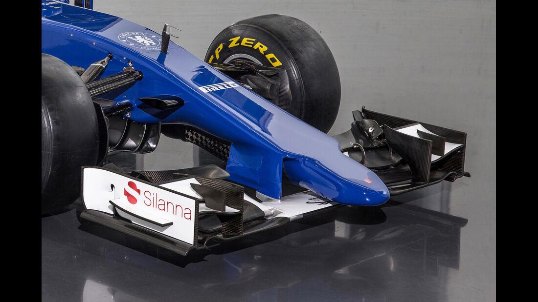Sauber C34 - 2015 - Formel 1