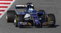 Sauber C36 - Test - Shakedown - Barcelona - 2017