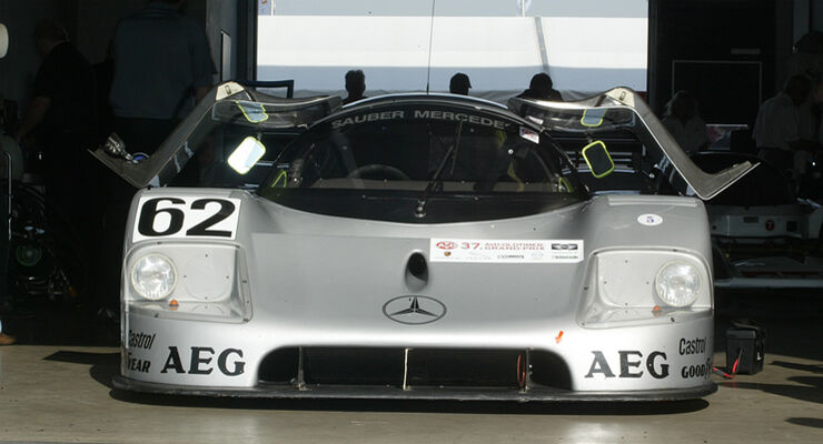 Sauber C9