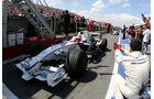 Sauber F1.08 2008 GP Kanada