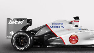Sauber F1 FC Chelsea