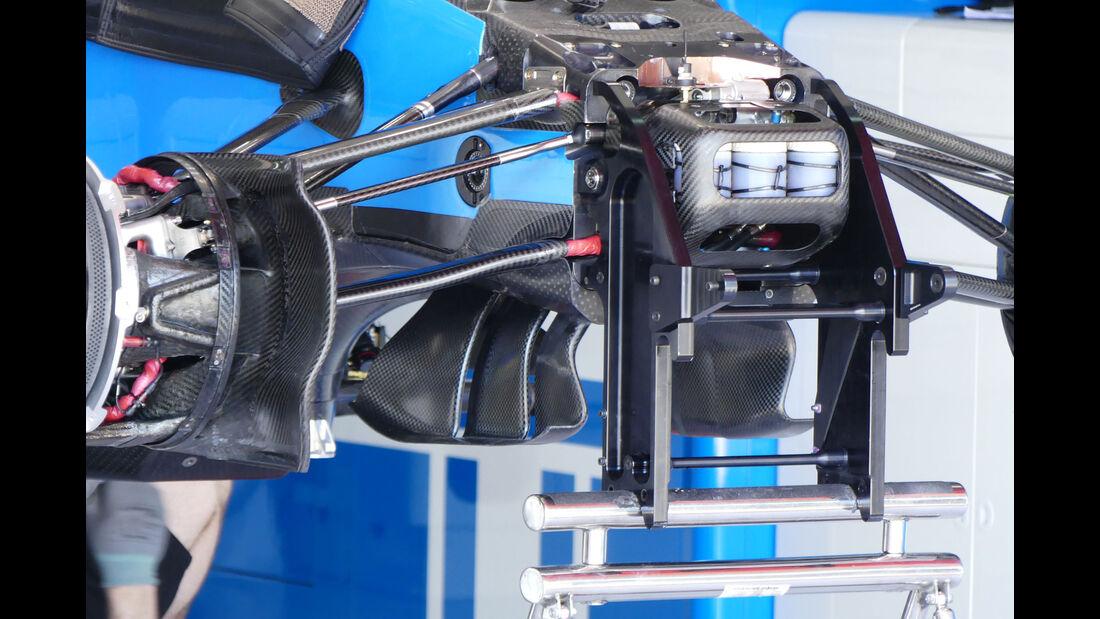 Sauber - F1 - GP Spanien - Barcelona - Donnerstag - 12.5.2016