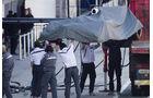 Sauber - F1-Test Jerez 2012
