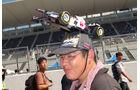 Sauber-Fan - Formel 1 - GP Japan - Suzuka - 4. Oktober 2012