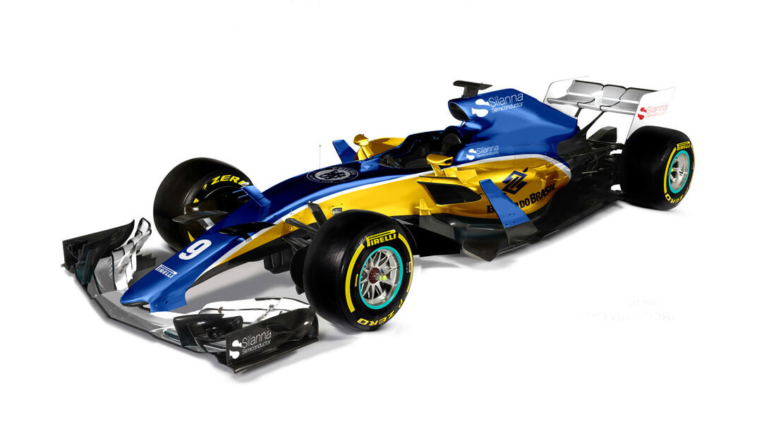 Sauber - Formel 1 2017 - Designs - Sean Bull