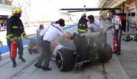 Sauber - Formel 1 - Bahrain-Test 2014