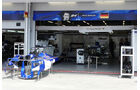 Sauber - Formel 1 - GP Aserbaidschan 2017 - Baku - Donnerstag - 22.6.2017