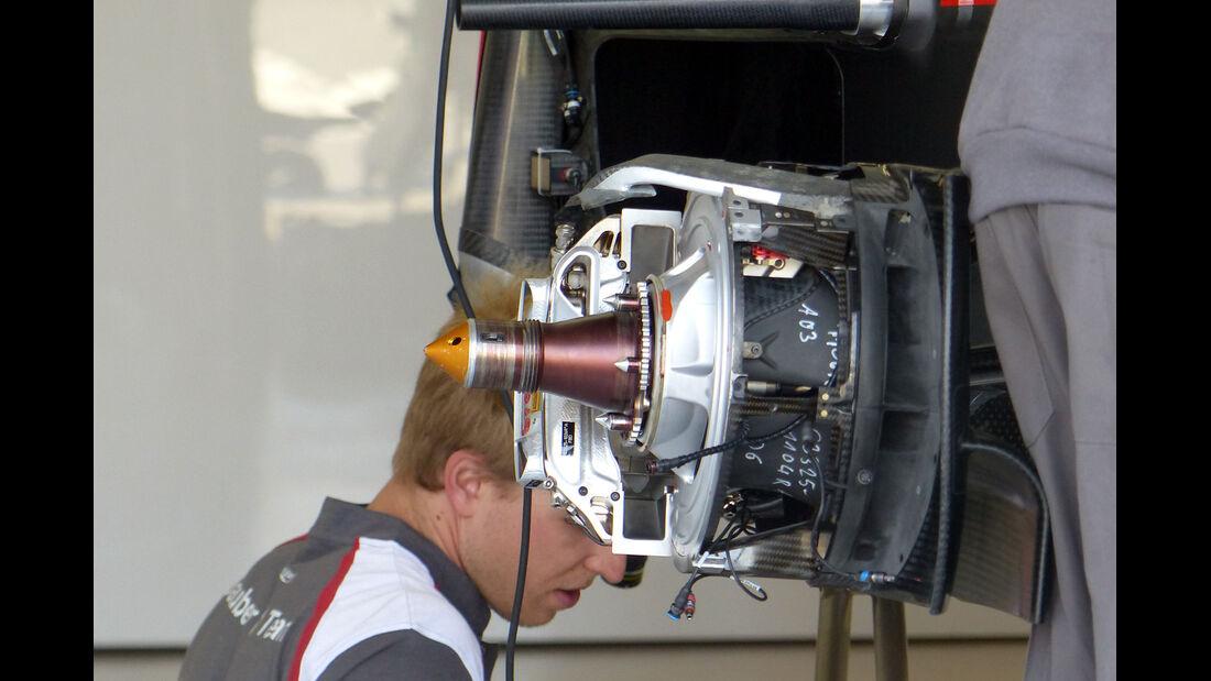 Sauber - Formel 1 - GP Australien - 12. März 2014