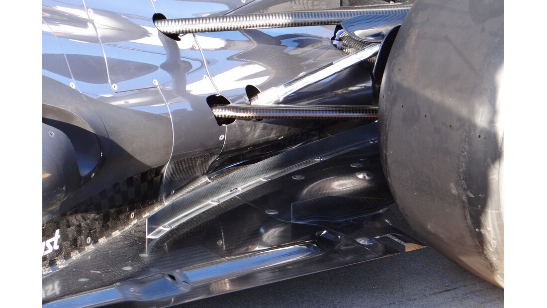 Sauber - Formel 1 - GP Australien - 14. März 2013