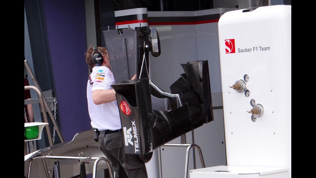 Sauber - Formel 1 - GP Australien - 15. März 2013